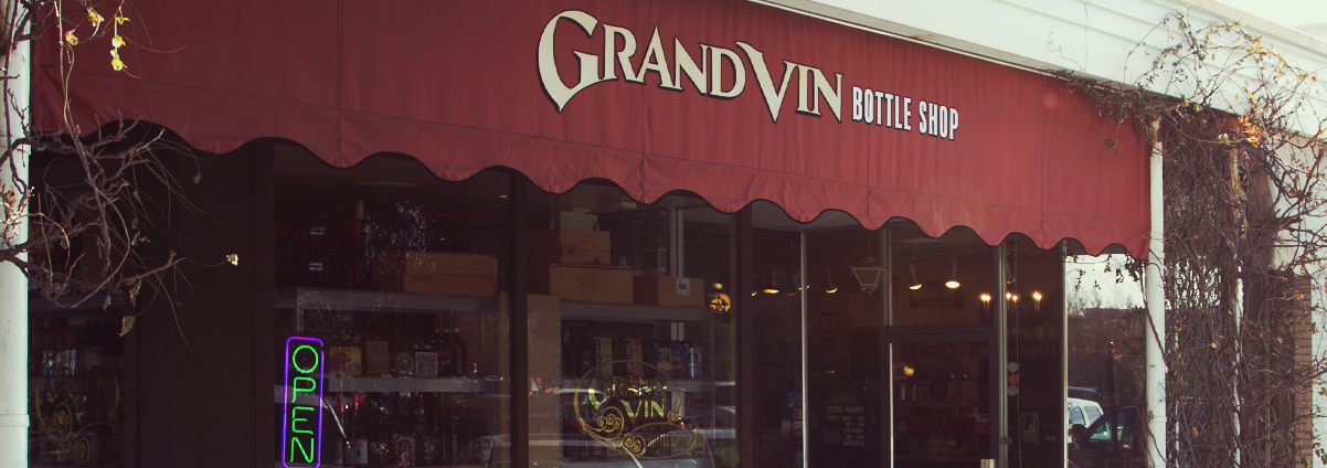 Grand Vin Bottle Shop | Utica Square