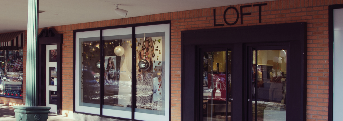 Loft clothing store Clothing stores