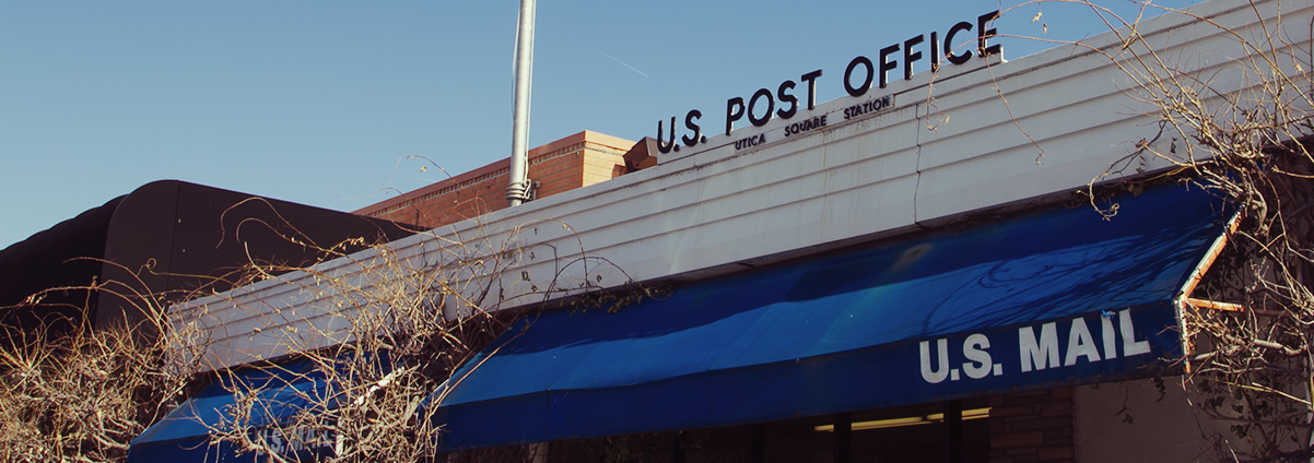 U.S. Post Office | Utica Square