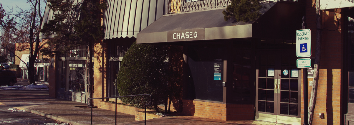 Chase Bank | Utica Square